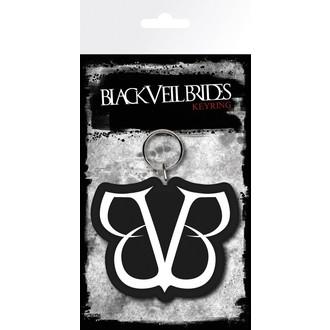 klíčenka (přívěšek) Black Veil Brides - GB posters, GB posters, Black Veil Brides