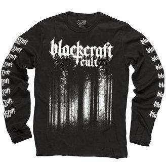 tričko pánské s dlouhým rukávem BLACK CRAFT - Black Metal Forest, BLACK CRAFT