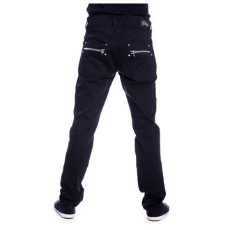 kalhoty pánské Vixxsin - BLAINE - BLACK, VIXXSIN