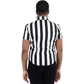 košile dámská KILLSTAR - Bloodstripe - Stripe, KILLSTAR