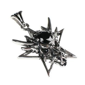 obojek ETNOX - Pentagram Dragon, ETNOX
