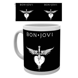 hrnek Bon Jovi - GB posters, GB posters, Bon Jovi