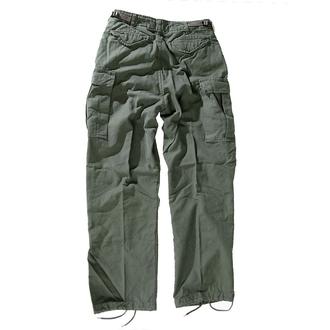 kalhoty pánské M65 Pant NYCO washed - OLIV