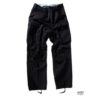 kalhoty pánské M65 Pant NYCO washed - Black - 200201