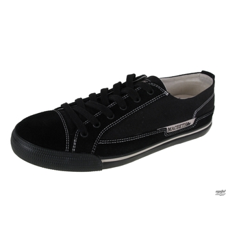 boty MACBETH - Matthew - BLACK/BLACK