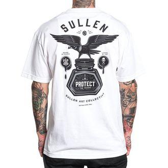 tričko pánské SULLEN - BOUND BY BLOOD - WHITE, SULLEN