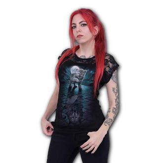 tričko dámské SPIRAL - WILD SIDE, SPIRAL