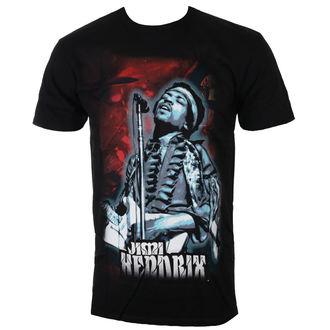 tričko pánské Jimi Hendrix - AUTHENTC COSMOS - BLK - BRAVADO, BRAVADO, Jimi Hendrix