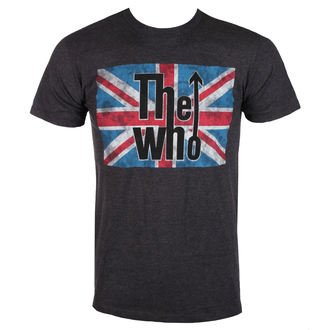 tričko pánské THE WHO - UNION JACK LOGO - BRAVADO, BRAVADO, Who