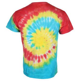 tričko pánské Jimi Hendrix - RAINBOW SPIRAL - BRAVADO, BRAVADO, Jimi Hendrix