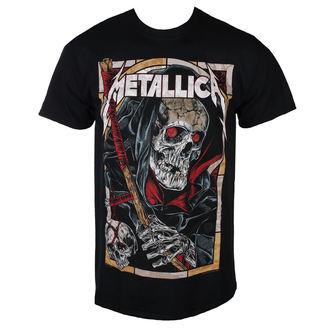 tričko pánské Metallica - Death Reaper Black - RTMTLTSBREA