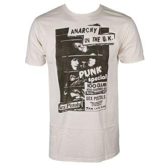 tričko pánské SEX PISTOLS - 100 CLUB PUNK - BRAVADO, BRAVADO, Sex Pistols