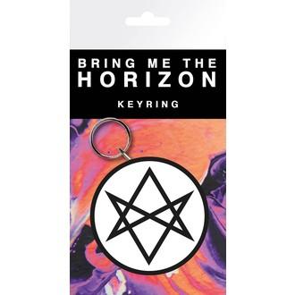klíčenka (přívěšek) Bring me the horizon - GB posters, GB posters, Bring Me The Horizon