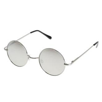 sluneční brýle Lennon - silver - ROCKBITES, Rockbites