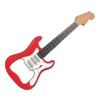 otvírák na láhve Guitar Classic - red - ROCKBITES - 101169