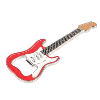 otvírák na láhve Guitar Classic - red - ROCKBITES, Rockbites