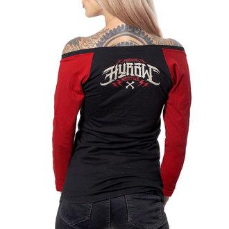 tričko dámské s dlouhým rukávem HYRAW - BEHIND, HYRAW