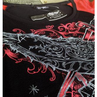 tričko dámské s dlouhým rukávem HYRAW - BEHIND - HY269