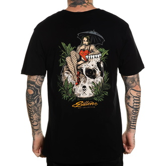tričko pánské SULLEN - BLAQ SUNSHINE - BLACK - SCM2790_BK