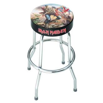 barová stolička IRON MAIDEN - TROOPER - BSIMTRO01