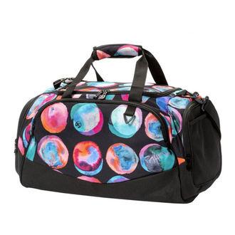 taška cestovní MEATFLY - ROCKY 2 DUFFLE - B - Blossom Black, MEATFLY