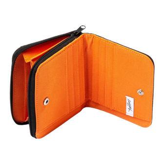 peněženka NUGGET - AURORA - B - 1/26/38 - Black Heather Orange - MEAT218