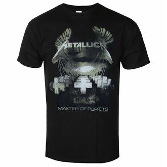 tričko pánské Metallica - Master Of Puppets - Distressed - ROCK OFF, ROCK OFF, Metallica