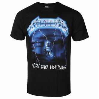 tričko pánské Metallica - Ride The Lightning - ROCK OFF, ROCK OFF, Metallica