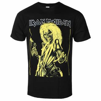 tričko pánské Iron Maiden - Yellow Flyer - ROCK OFF - IMTEE109MB