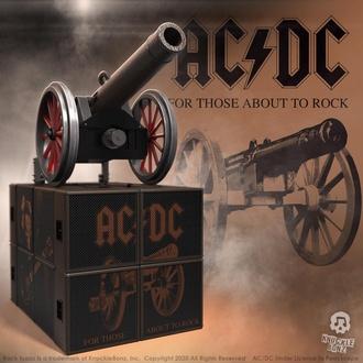 dekorace AC/DC - For Those About to Rock - KNUCKLEBONZ, KNUCKLEBONZ, AC-DC