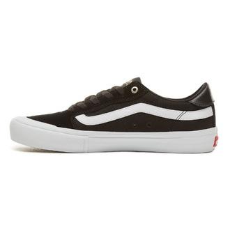 boty pánské VANS - Style 112 Pro - Black/White/Kha, VANS