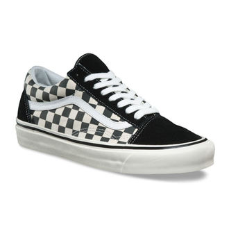 boty VANS - UA Old Skool (PRIMARY CHECK)- Blk/Wht, VANS