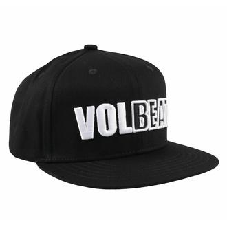 kšiltovka Volbeat - Logo - ROCK OFF, ROCK OFF, Volbeat