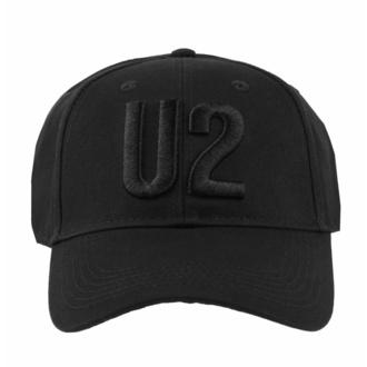 kšiltovka U2 - Logo - ROCK OFF, ROCK OFF, U2