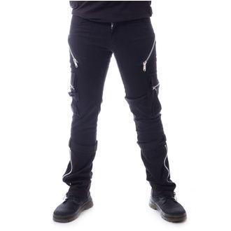 kalhoty pánské VIXXSIN - CARSTEN - BLACK, VIXXSIN