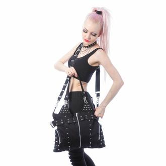 kabelka (taška) CHEMICAL BLACK - CASTER - BLACK - POI1013
