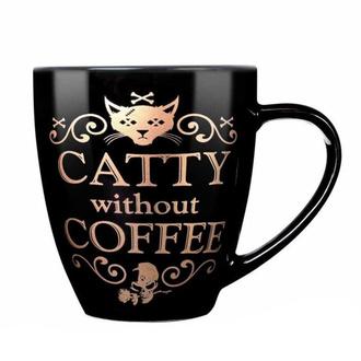 hrnek ALCHEMY GOTHIC - Catty Without Coffee - ALMUG7