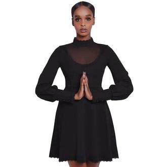 šaty dámské KILLSTAR - Cauldron - BLACK - KSRA001559