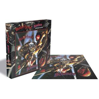 puzzle Motörhead- BOMBER - (500 dílků) - PLASTIC HEAD, PLASTIC HEAD, Motörhead