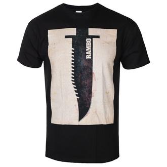 tričko pánské Rambo - Knife, AMERICAN CLASSICS, Rambo
