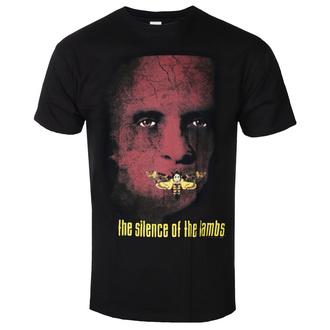 tričko pánské Silence Of The Lambs - Poster, AMERICAN CLASSICS, Mlčení jehňátek