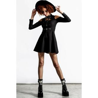 šaty dámské KILLSTAR - Chaotica - BLACK, KILLSTAR