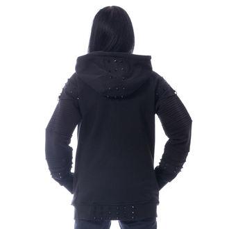 mikina pánská Vixxsin - CHROME - BLACK, VIXXSIN