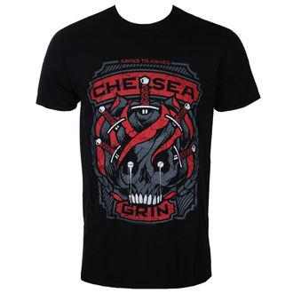 tričko pánské CHELSEA GRIN - ASHES - Black - LIVE NATION - PE15329TSB