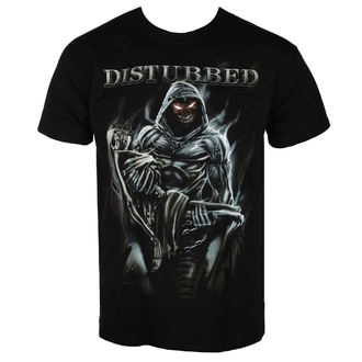 tričko pánské DISTURBED - LOST SOULS - BLACK - LIVE NATION, LIVE NATION, Disturbed