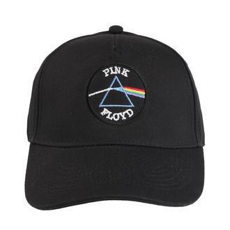 kšiltovka PINK FLOYD - ROUND PATCH - BLACK - LIVE NATION, LIVE NATION, Pink Floyd
