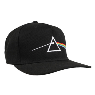 kšiltovka PINK FLOYD - DARKSIDE OF THE MOON - BLACK - LIVE NATION, LIVE NATION, Pink Floyd