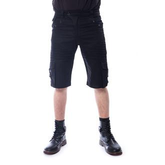 kraťasy pánské VIXXSIN - COMRAD - BLACK, VIXXSIN