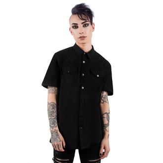 košile pánská KILLSTAR - Crossed Out - KSRA002696