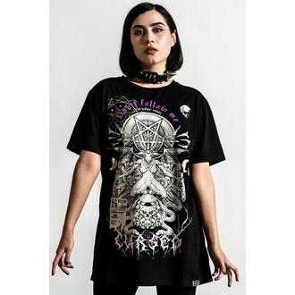 tričko unisex KILLSTAR - Cursed - Black, KILLSTAR